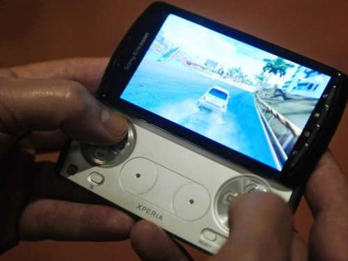 Sony-Ericcson stellt Playstation-Handy vor