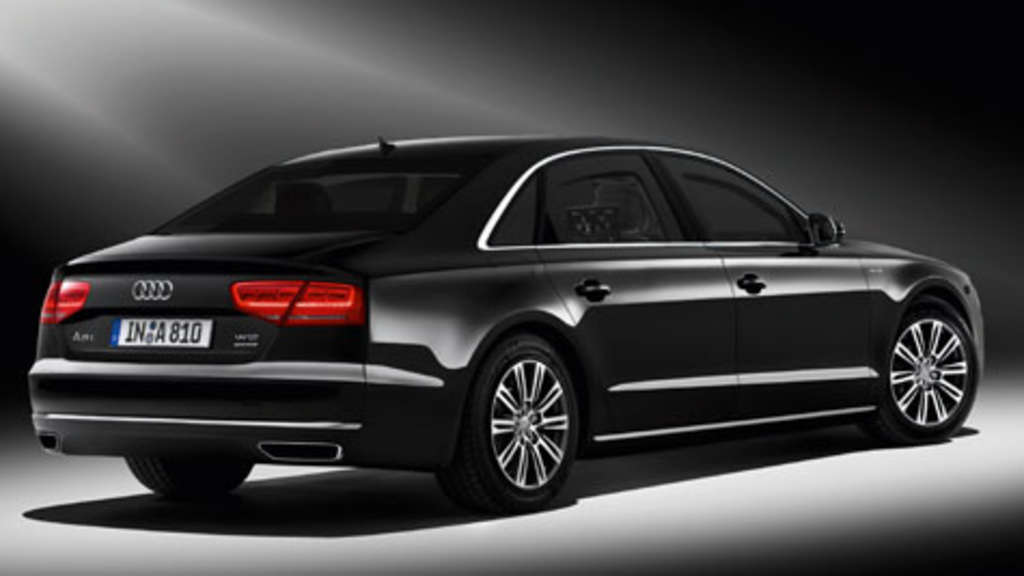 Panzer Audi A8 L Security