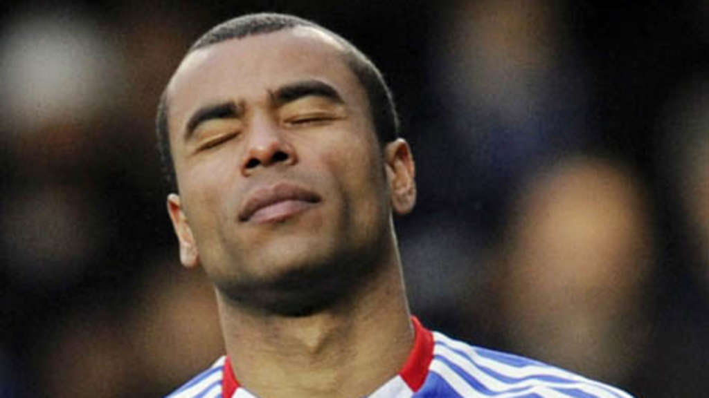 Ashley Cole vom FC Chelsea