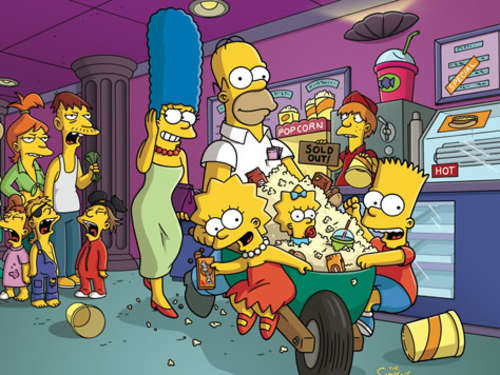 """Die Simpsons"": Zensur wegen Japan-Gau"