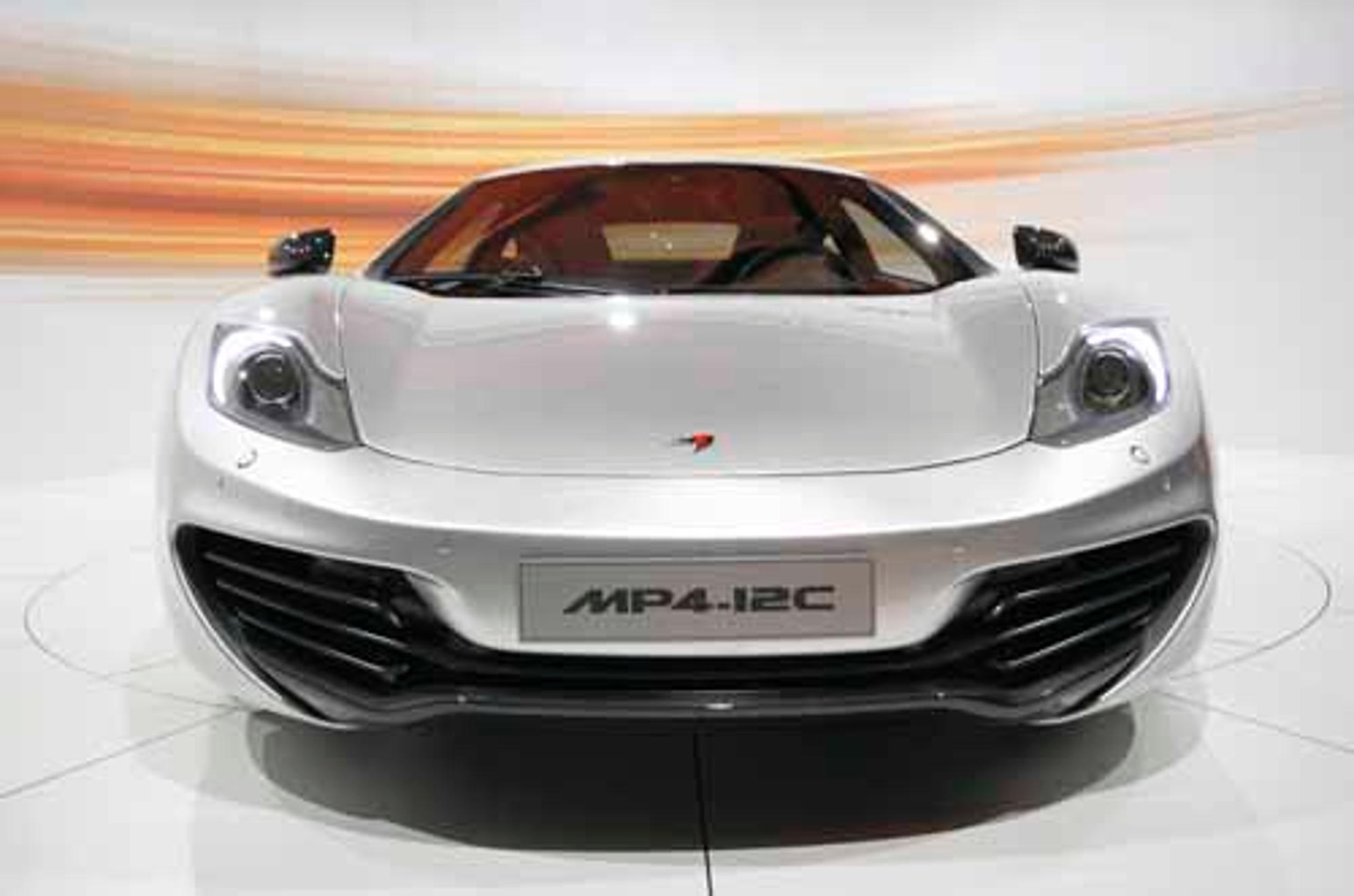 McLaren in München: Rennwagen für die Straße | Stadt