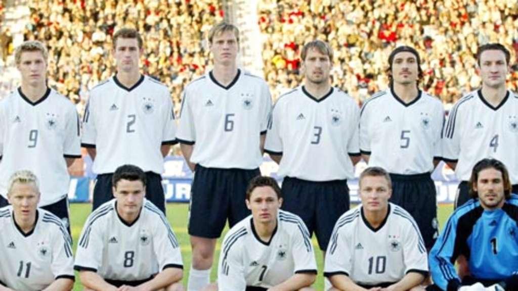 Spieler Aus Dem Team 2006 Das Wurde Aus Der Dfb Zukunft