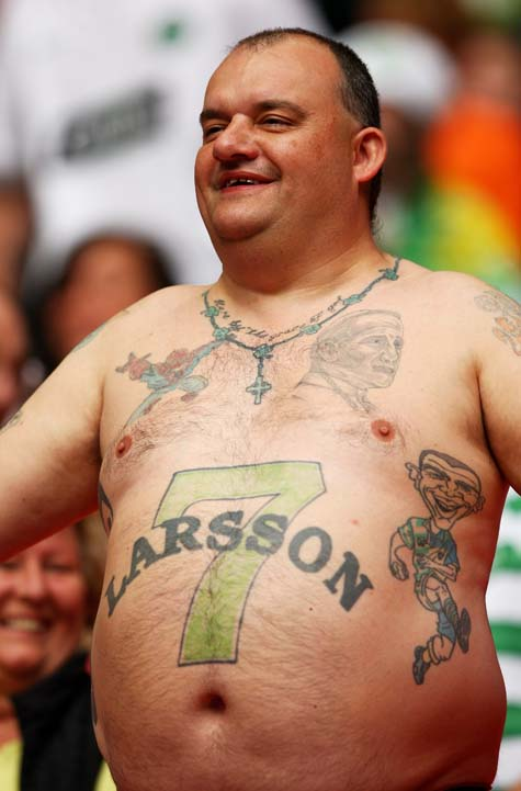 Fussball Tattoos In Der Bundesliga Fussball