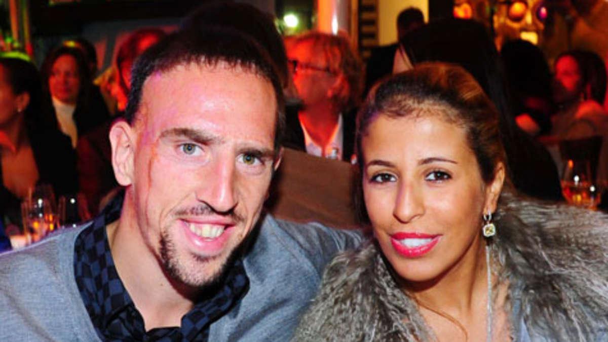 Ribéry: Drittes Baby unterwegs! | FC Bayern