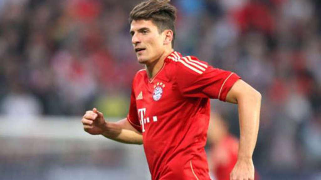 Mario Gomez Uber Den Fc Bayern Seine Frisur Und Die