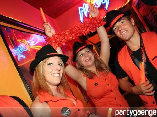 Jägermeister Party Tour am 25.06.2011