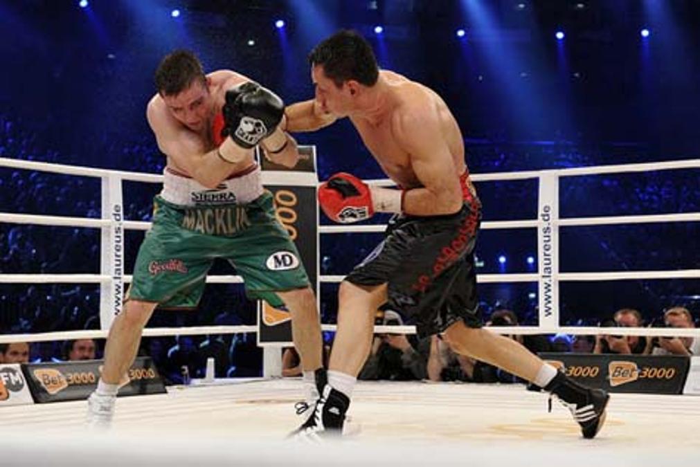 Boxkampf Samstag