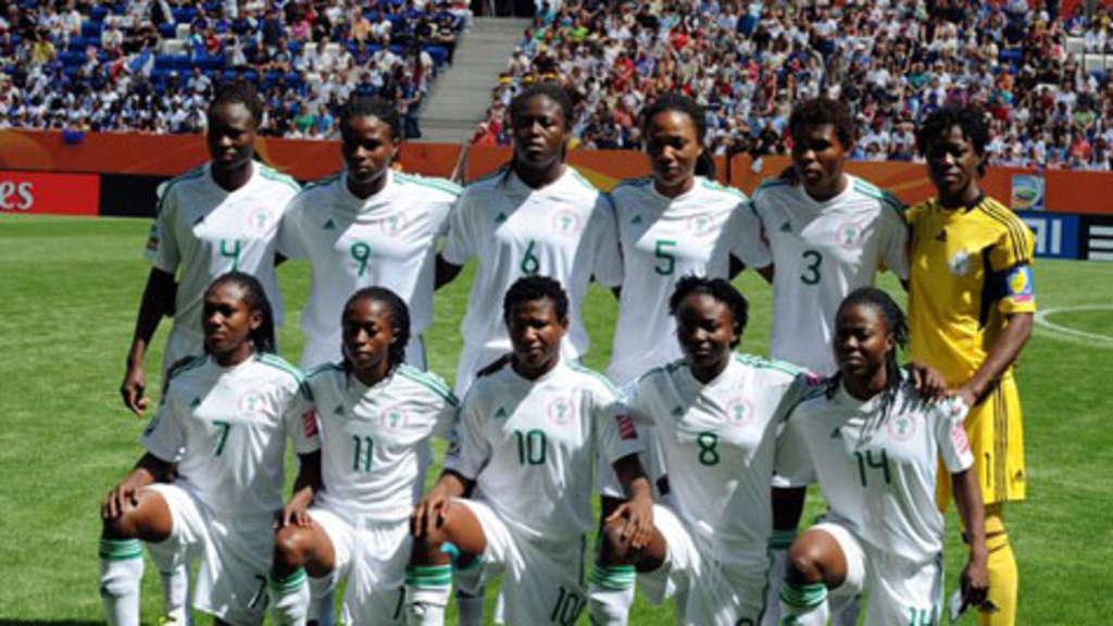 Nationalmannschaft Nigeria