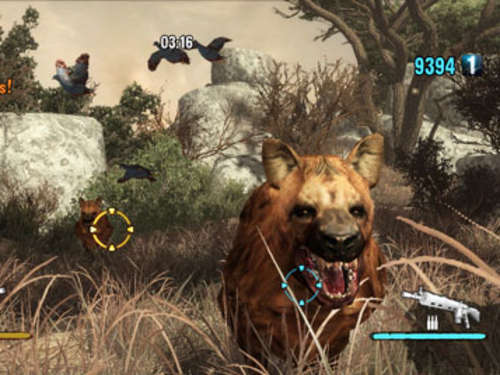 Screenshots aus Cabela's Dangerous Hunts 2011
