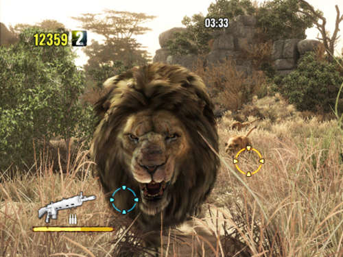 Jagdszenen in Afrika: Cabela's Dangerous Hunts 2011 im Test