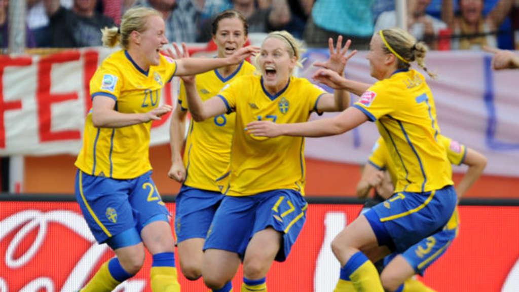 Schweden FuГџball Liga