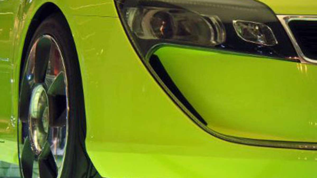 Farbwechsel Lack Auto