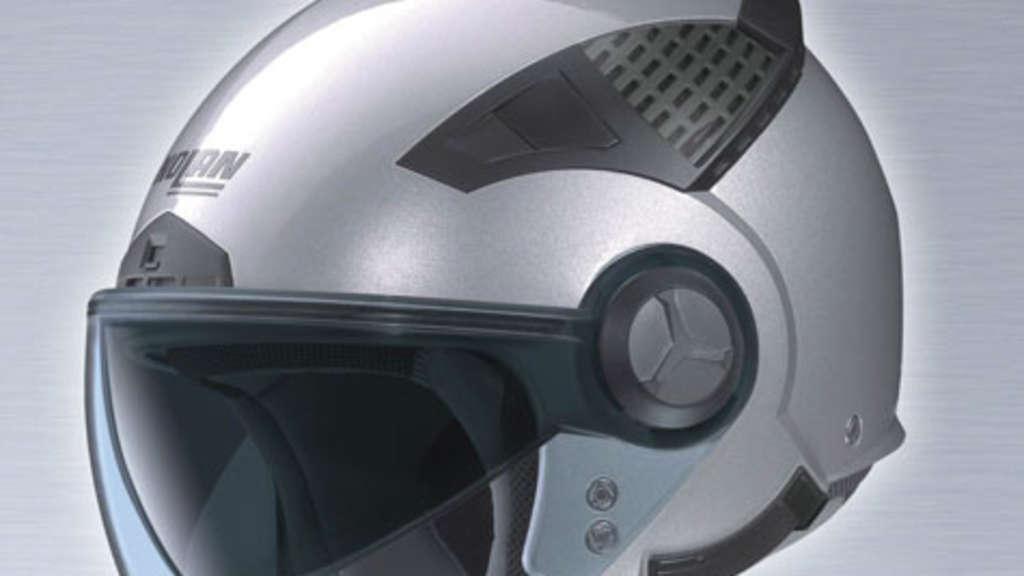 neuer helm von nolan speziell f r den sommer motorrad. Black Bedroom Furniture Sets. Home Design Ideas