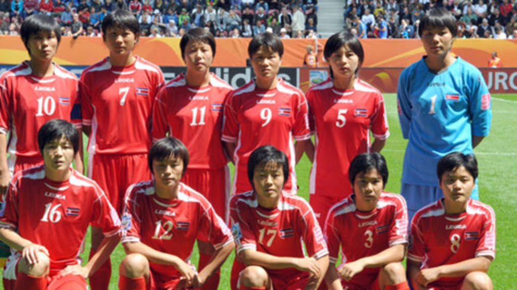 Nationalmannschaft Südkorea