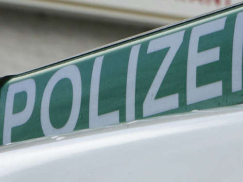 Briefbombe explodiert in Berliner Postamt