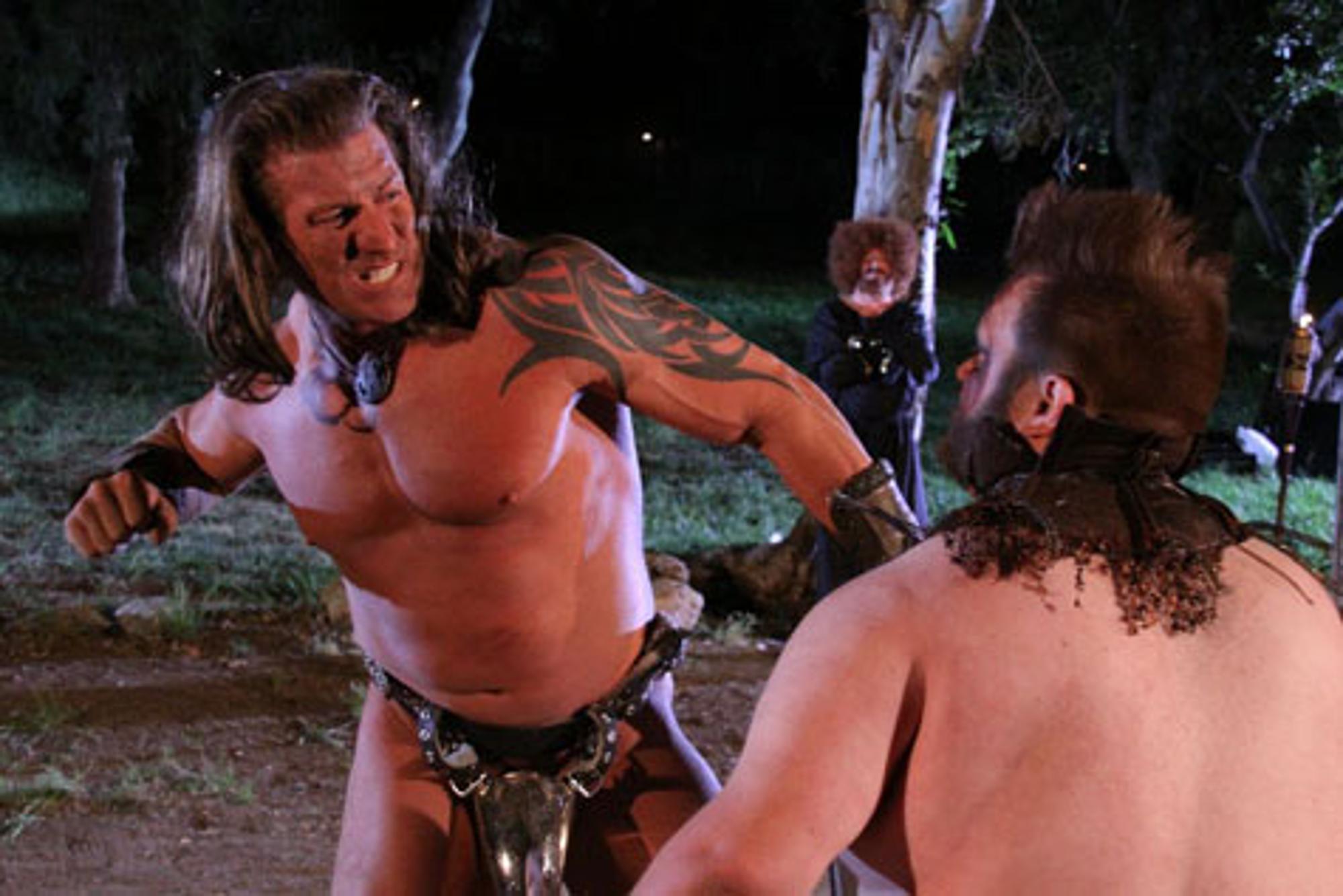 Conan The Barbarian Slave Girl Fucks