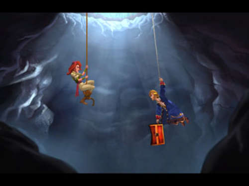 Screenshots aus Monkey Island Special Edition Collection