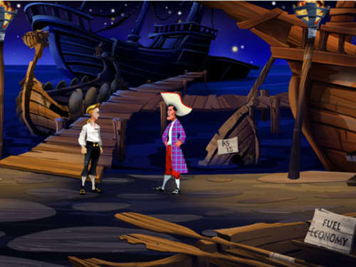 Guybrush Reloaded: Monkey Island Special Edition Collection