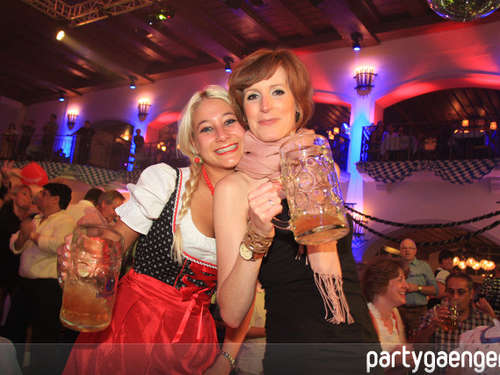 Almdudler After-Oktoberfest-Party Teil 1 am 16.09.2011