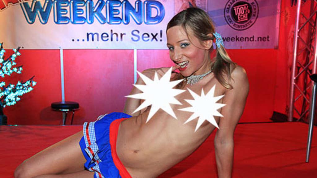 Erotikmesse Eros Amore In München Exklusiv Für Tz Online Nackt