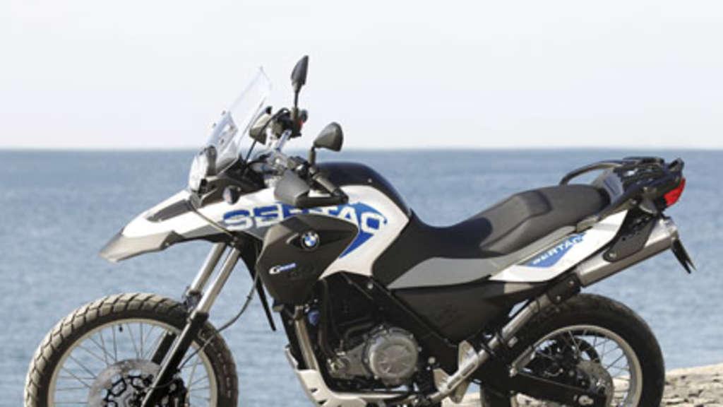 Bmw G 650 Gs Sertao Motorrad