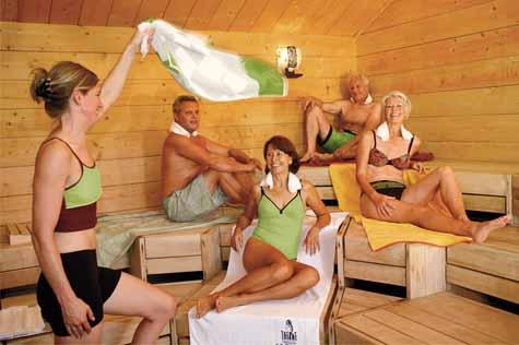 Sauna therme textilfrei erding Nudity and