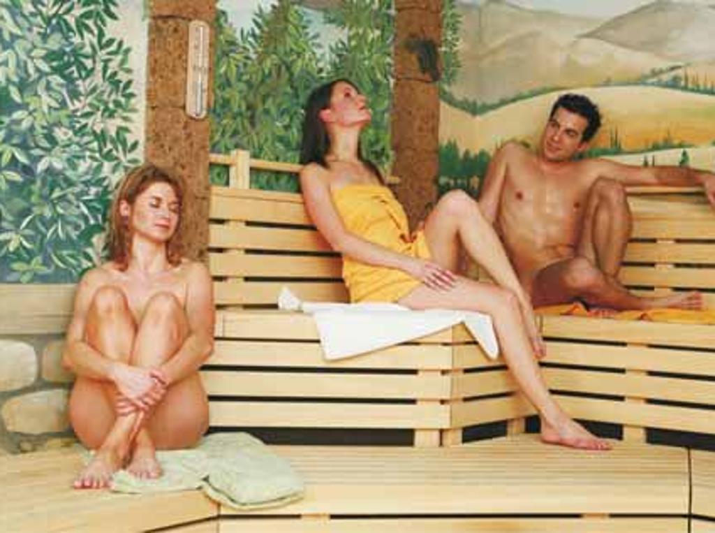 Sauna therme textilfrei erding 1 Urlaubstag