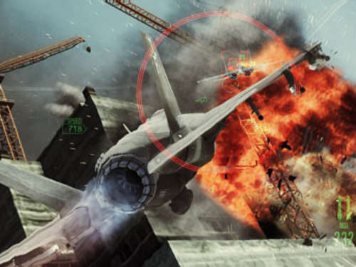 Screenshots aus Ace Combat - Assault Horizon