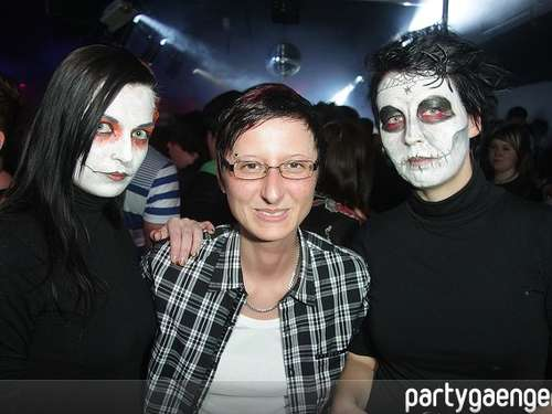 Amazonas goes NY.Club: Die Halloween-Party am 29.10.2011