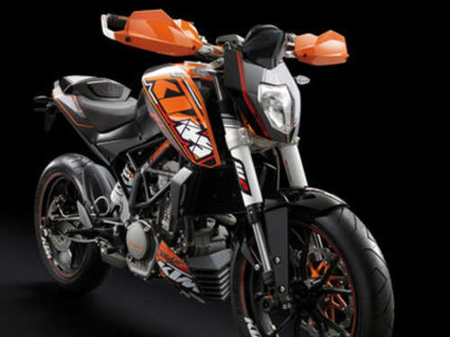 Daddy Cool: Die KTM 125 Duke