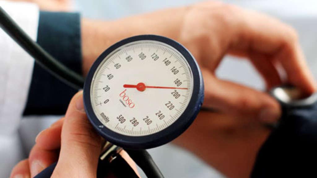 Blutdruck 185 Zu 80