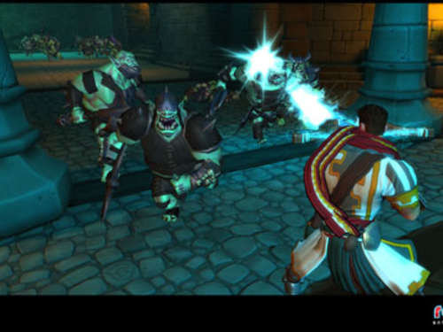 Screenshots aus Orcs Must Die!