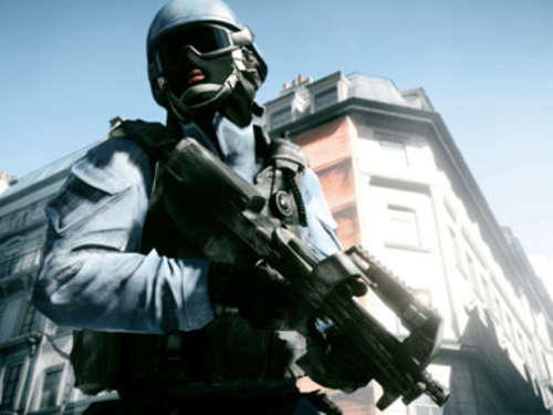 Screenshots aus Battlefield 3