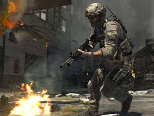 Screenshots aus Modern Warfare 3