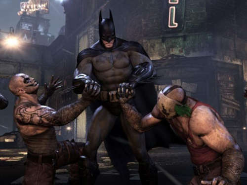 Screenshots aus Batman: Arkham City