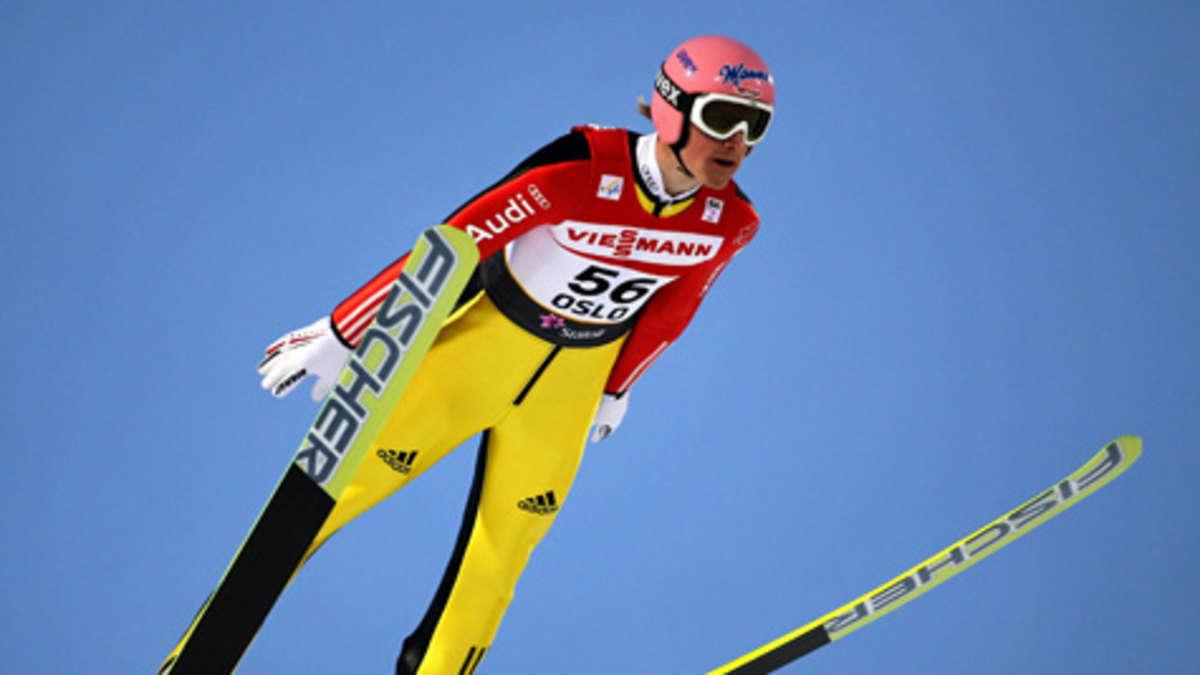 Ehemalige Deutsche Skispringer