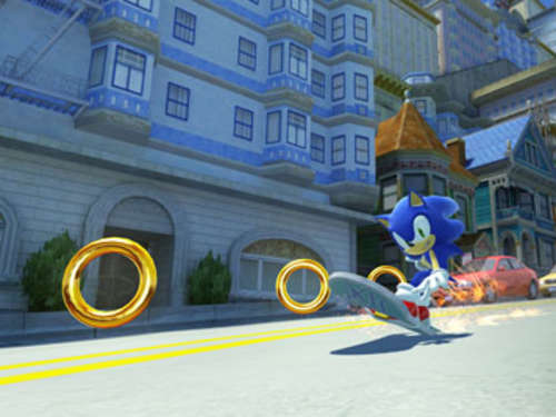 "Happy Birthday, blauer Igel! ""Sonic Generations"" im Test"