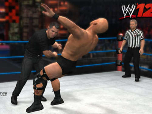 Screenshots aus WWE 12