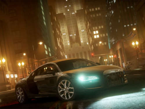 Screenshots aus Need for Speed: The Run