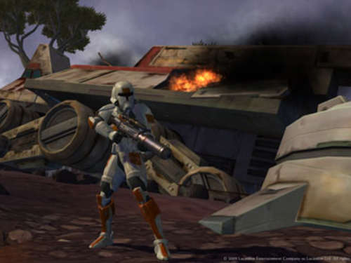 Screenshots aus Star Wars: The Old Republic