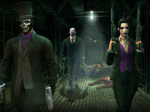 Screenshots aus Saints Row: The Third