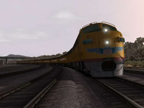 Screenshots aus Train Simulator 2012