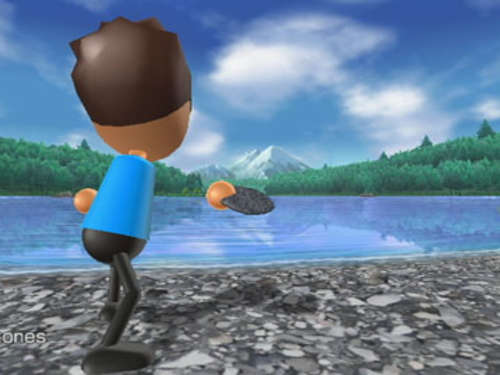 Screenshots aus Wii Play: Motion