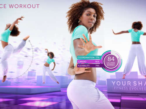 Screenshots aus Your Shape Fitness Evolved 2012