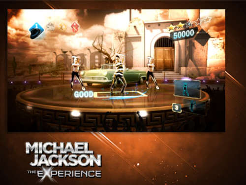 Screenshots aus Michael Jackson: The Experience