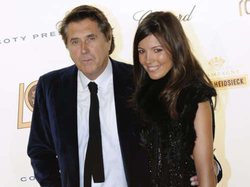 Bryan Ferry heiratet in der Karibik