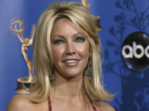 Notruf: Schauspielerin Heather Locklear in Klinik