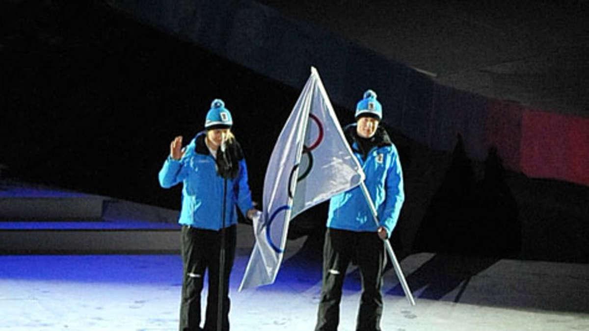 Der Olympische Eid