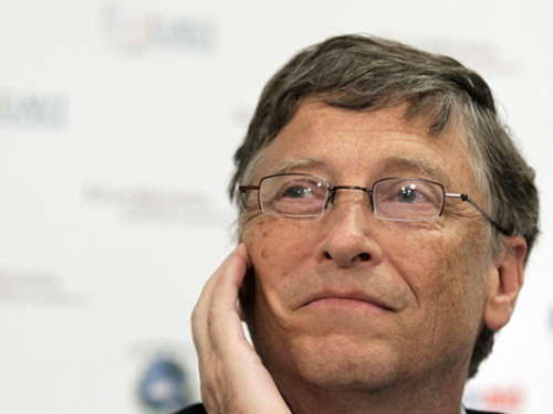 Bill Gates spendet 750 Millionen Dollar