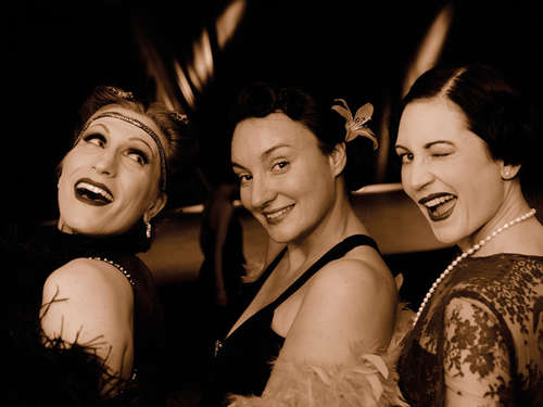 Feiern wie in den Swinging Twenties